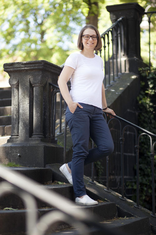 Alexandra Feldhofer (Foto: Sharon Nathan)